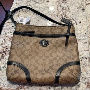New Coach Crossbody Purse